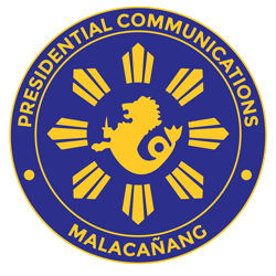 Logo of Presidential Communications Operations Office