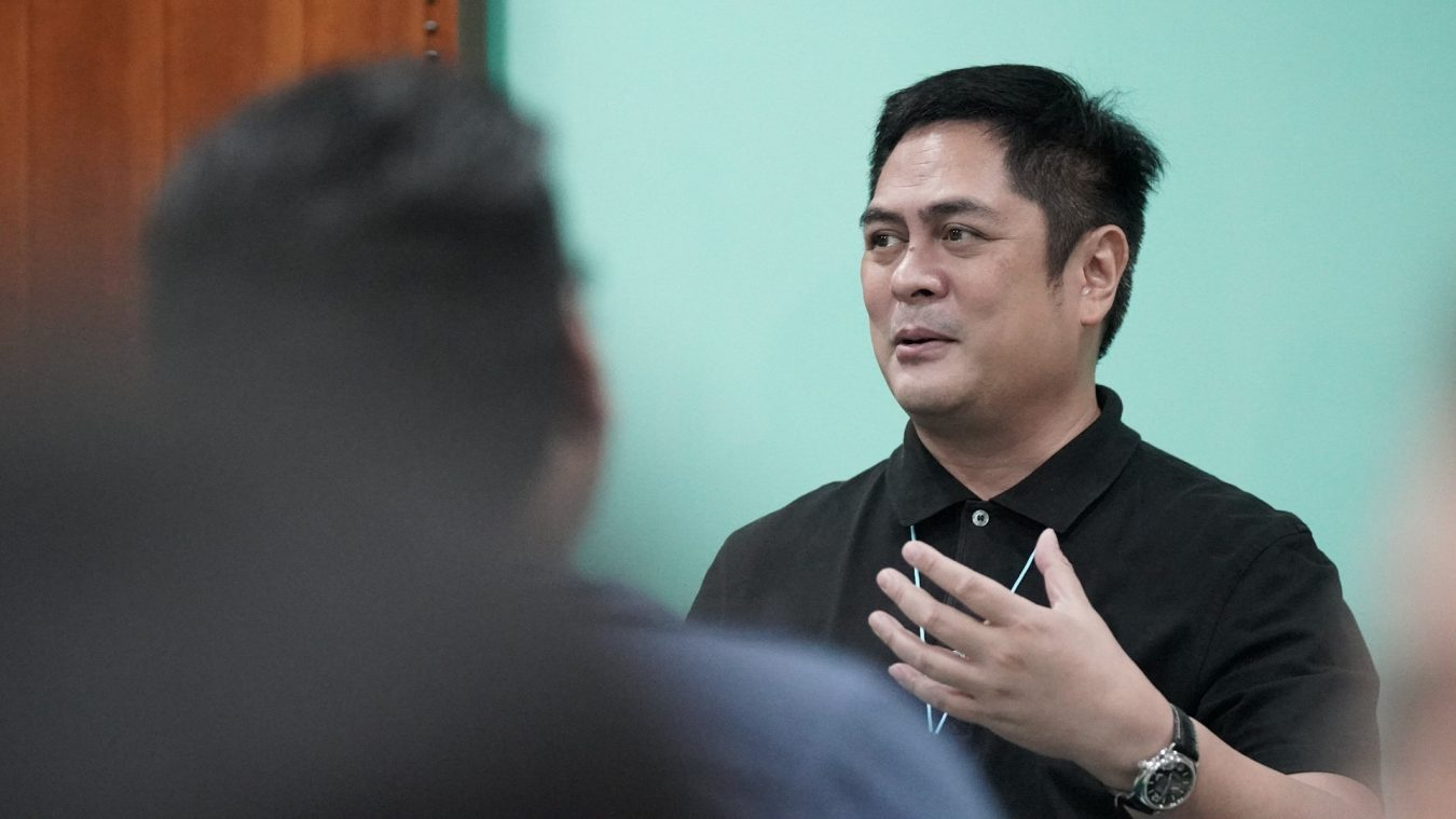 Presidential Communications Operations Office (PCOO) Secretary Martin Andanar met with the officials of the Cebu Federation of Beat Journalists (CFBJ) in Cebu City on Monday, January 18, 2021, where he cited the importance of constructive criticism as a thrust of the presence of press freedom in the country.